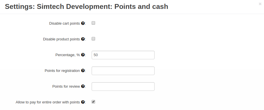 points_and_cash_settings