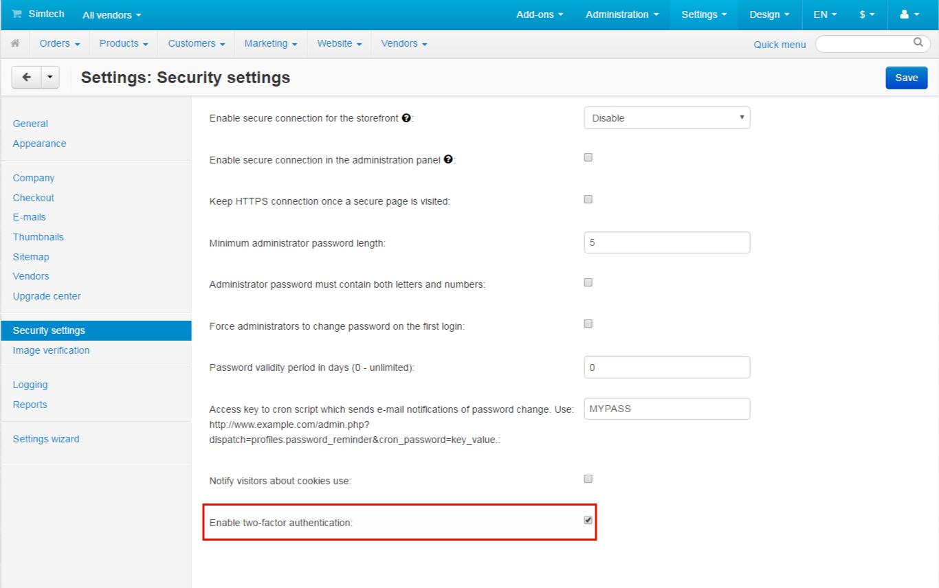 cs-cart_security_settings