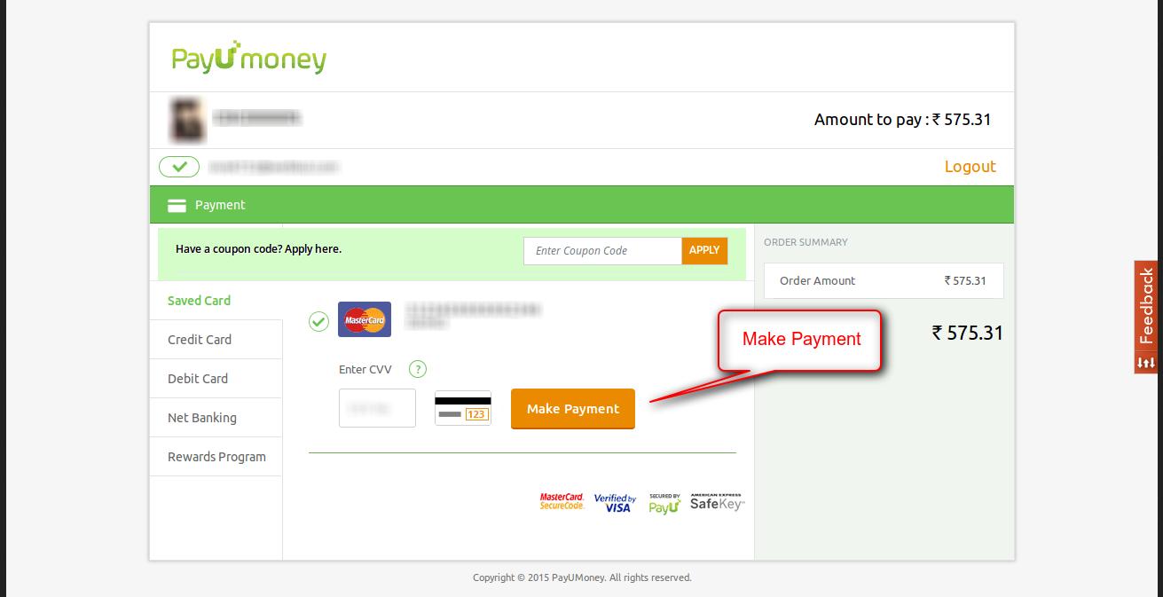 PayUMoney Payment Gateway   PayU Integration for CS-Cart