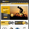 Hpme Page - CS-Cart Theme cs000004 Bikes Ochre