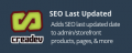 SEO Last Updated Google Rich Snippet