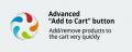 Advanced Add to Cart button for CS-Cart