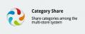 Category Share CS-Cart add-on