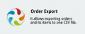 CS-Cart add-on Order Export