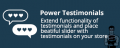 "CS-Cart ""Power Testimonials"" add-on"