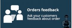 """CS-Cart """"Orders feedback"""" add-on"""