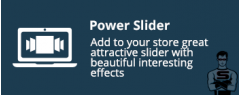"CS-Cart ""Power Slider"" add-on"