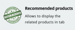 Recommended products image