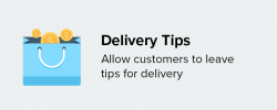 Delivery Tips Add-on