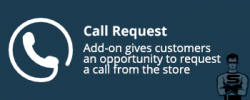 "CS-Cart ""Call Request"" add-on"