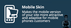 "CS-Cart ""Mobile skin"" add-on"