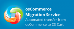 osCommerce to Cs-Cart migration