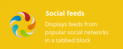 CS-Cart social feeds module
