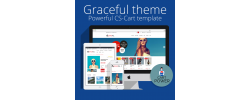 "CS-Cart ""Graceful"" theme"
