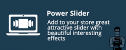 "CS-Cart ""Power Slider"" add-on"