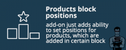"CS-Cart ""Products block positions"" add-on"