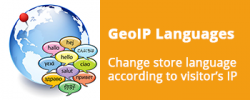 GeoIP Currencies