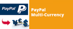 PayPal Multi-Currency