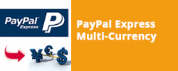 PayPal Express Multi-Currency