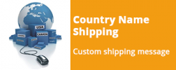 Country Name Shipping