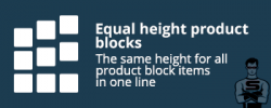"CS-Cart ""Equal height product blocks"""