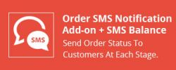 CS-Cart SMS Notification Add-on