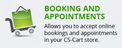 Booking and Appointments