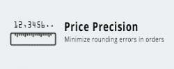 Price Precision add-on for CS-Cart