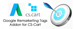 Google Remarketing Tags Addon for CS-Cart