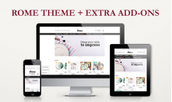 Rome Theme Front Pack
