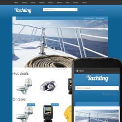Theme River Yachting Marine