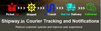Shipway Courier Tracking and Notifications