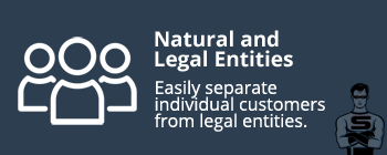 CS-Cart Natural and Legal Entities Add-on