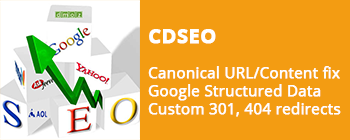 CDSEO canonical link