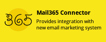 Add Ons Integrations Mail365