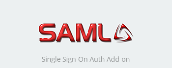 SAML Single Sign-On Auth Add-on