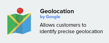 Geolocation by Google