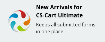 New arrivals for a multi-store CS-Cart
