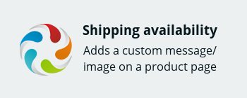 Shipping availability add-on for cs-cart
