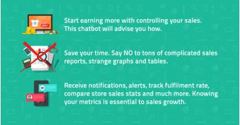 Be aware of all statistics data and orders in one hand