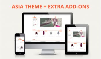 Asia Theme Front Pack