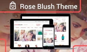 Rose Blush Theme