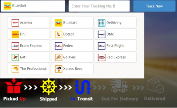 Shipway Couriers List