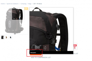 Title of product images