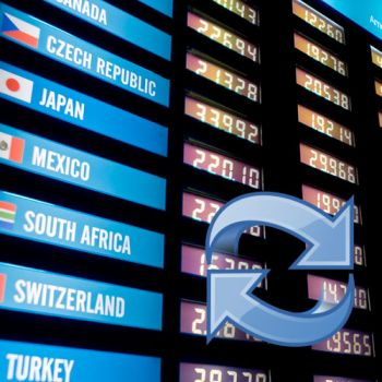 Live Currency Rates Exchange Synchronisation