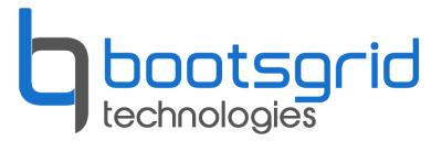 Bootsgrid