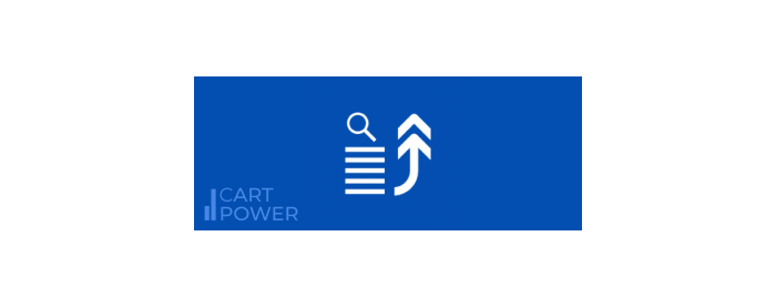 Cart-Power Live search icon