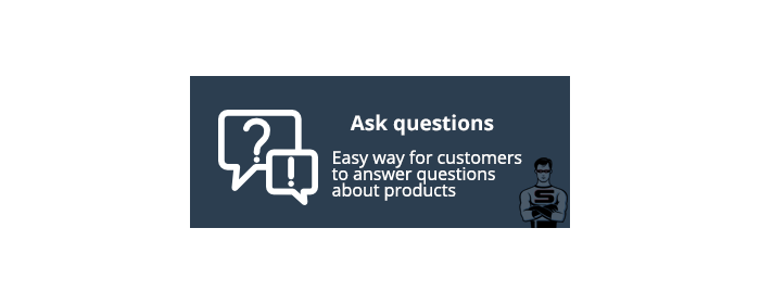 CS-Cart Ask Questions about products add-on