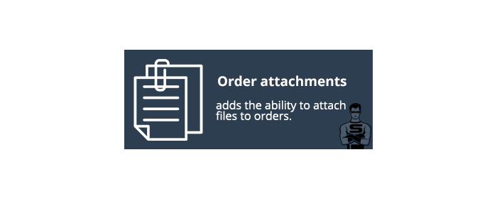 CS-Cart Модуль Вложения для заказов
