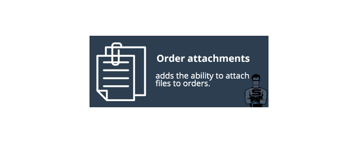 CS-Cart add-on Order attachments